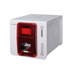 Evolis Zenius con grabador crazy writer