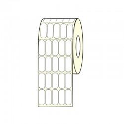 Etiquetas OPP 15x37 mm 5 Bandas