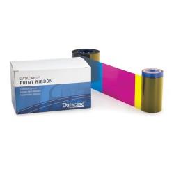 DATACARD - 534000004 - Ribbon - Cinta de Impresión - YMCKT - 650 Impresiones - Medio Panel
