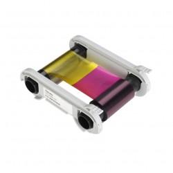 Cartucho de cinta YMCKO 300 impresiones/rollo