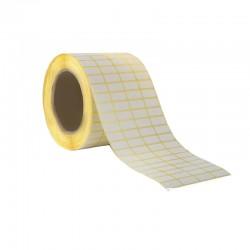 Etiquetas OPP 22x16 4 bandas