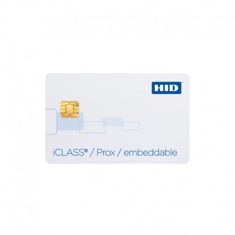 Tarjetas HID 200x IClass